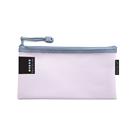 Karton PP PASTELINi Obálka se zipem síťovaná DL - růžová