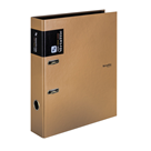 Karton PP Metallic Pořadač pákový A4 7 cm lamino - měděná