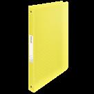 Desky s 4kroužkovým mechanismem Esselte Colour'Ice A4 2,5 cm - ledově žlutá