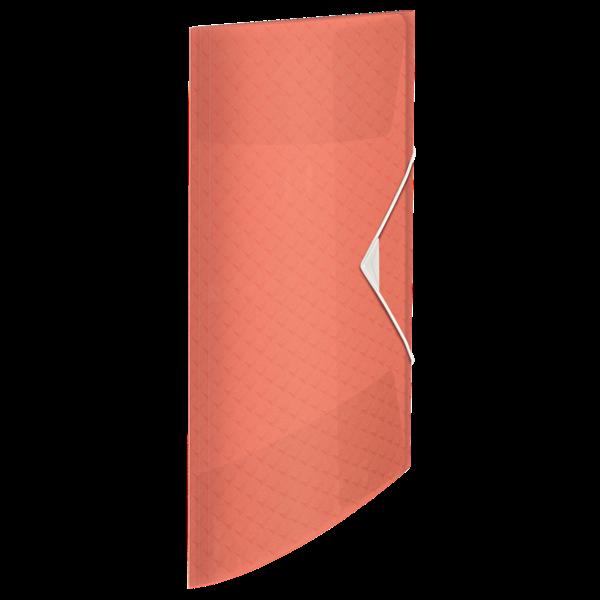 Desky na spisy Esselte Colour'Ice A4 - ledově meruňková