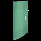 Desky na spisy Esselte Colour'Ice A4 - ledově zelená