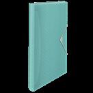 Aktovka na spisy Esselte Colour'Ice A4, 6 přihrádek - ledově modrá