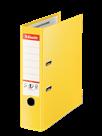 Pákový pořadač Esselte No.1 POWER VIVIDA A4 MAXI 8 cm - žlutá