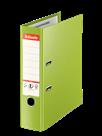 Pákový pořadač Esselte No.1 POWER VIVIDA A4 MAXI 8 cm - zelená