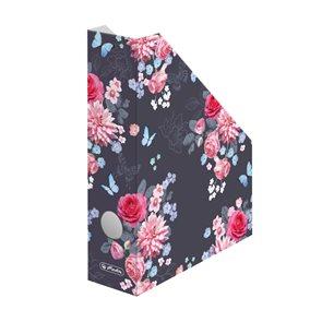 Herlitz Archivační box A4/7 cm Ladylike - květy