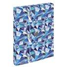 Herlitz Box na spisy A4/4 cm PP Wild Animal modrý