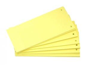 HIT Rozdružovač Classic 10,5 × 24 cm, 100 ks - žlutý