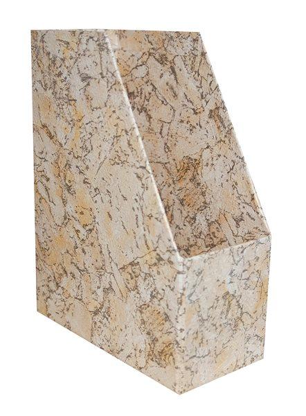 Archivační box 11 cm - motiv mramor