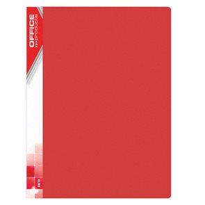 Prezentační katalogová kniha PP A4 30 kapes - červená