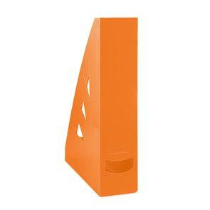 Stojan na časopisy A4 PS - oranžový