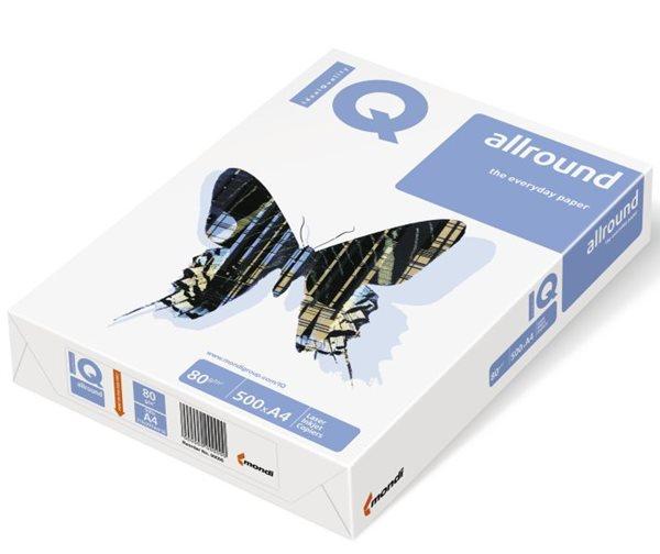 IQ ALLROUND Kancelářský papír A4 80 g