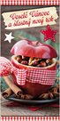 Stil Vánoční blahopřání - Jablíčko se skořicí