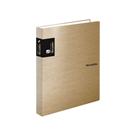 Karton PP Metallic Karis blok A4 - zlatá