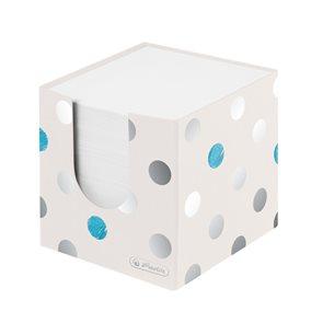Herlitz Špalíček nelepený v krabičce 9×9 cm Frozen Glam
