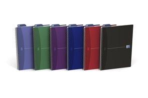 Oxford Essentials zápisník A4 50 listů - čtverečkovaný