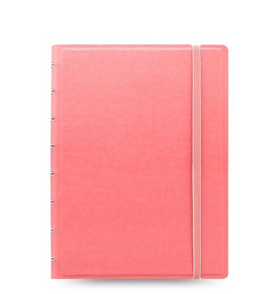 Filofax Notebook Pastel poznámkový blok A5 - pastelově růžová