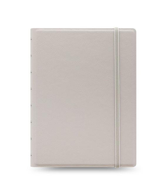 Filofax Notebook Pastel poznámkový blok A5 - šedá