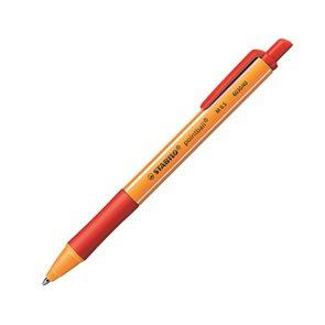 STABILO pointball Kuličkové pero - červená