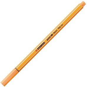 STABILO point 88 Jemný liner - neonově oranžová
