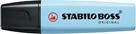 STABILO BOSS ORIGINAL Pastel Zvýrazňovač - nebesky modrá