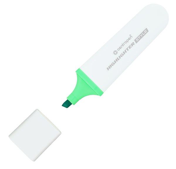 Centropen Zvýrazňovač 6252 STYLE - zelený