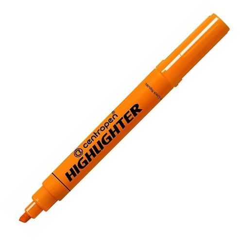 Centropen Zvýrazňovač 8552 - oranžový