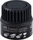 Náhradní náplň do permanentních popisovačů Faber-Castell Grip - černá