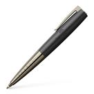 Kuličkové pero Faber-Castell LOOM Gunmetal, lesklá