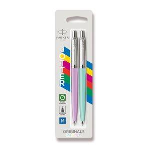 Kuličkové pero Parker Jotter Originals Pastel - sada 2 ks, blistr A