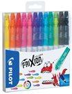 Pilot FriXion Colors Gumovací fixy - sada 12 barev
