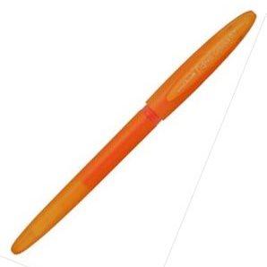 UNI-ball Jednorázový gelový roller Signo Gelstick 0,7 - fluo oranžová, Sleva 12%