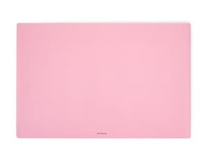 Karton PP PASTELINi Psací podložka na stůl 60 × 40 cm - růžová