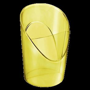 Stojánek na tužky Esselte Colour'Ice - ledově žlutá