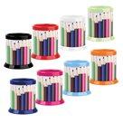 Stojánek na tužky ICO Ring - mix barev