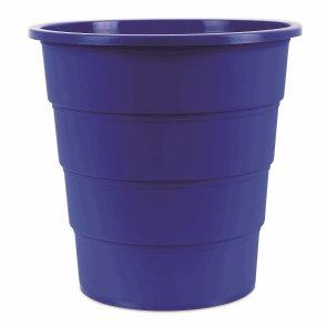 Odpadkový koš PP 16 l - modrý