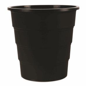 Odpadkový koš PP 16 l - černý