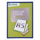 Display Frame magnetický rámeček A5, 1 ks - modrý