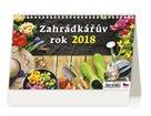 Kalendář stolní 2018 - Zahrádkářův rok