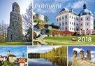 Kalendář nástěnný 2018 - Putování po Česku