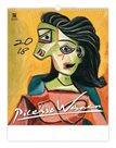 Kalendář nástěnný 2018 - Pablo Picasso Women