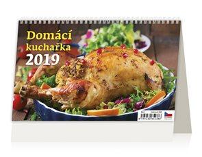 Kalendář stolní 2019 - Domácí kuchařka
