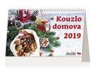 Kalendář stolní 2019 - Kouzlo domova