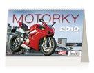 Kalendář stolní 2019 - Motorky ČR/SR