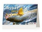 Kalendář stolní 2019 - Rybář