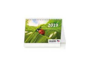 """Kalendář stolní 2019 - Týdenní """"S"""""""
