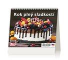 Kalendář stolní 2019 - Minimax Rok plný sladkosti