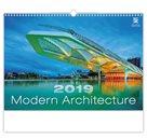 Kalendář nástěnný 2019 - Modern Architecture