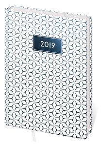 Stil Diář 2019 LYRA A5 denní - Abstract