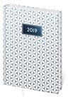 Stil Diář 2019 LYRA B6 denní - Abstract