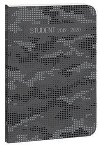 Školní diář Student 2019/20 Camo